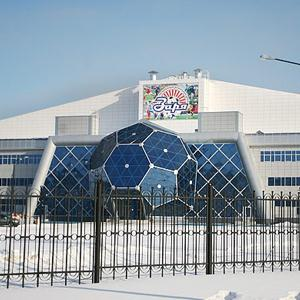Спортивные комплексы Сарыг-Сепа